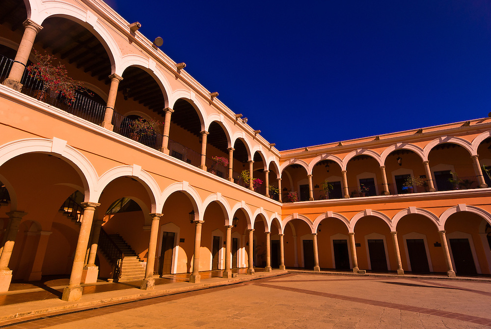 The Municipal Palace (Palacio Municipal), El Fuerte, Mexico