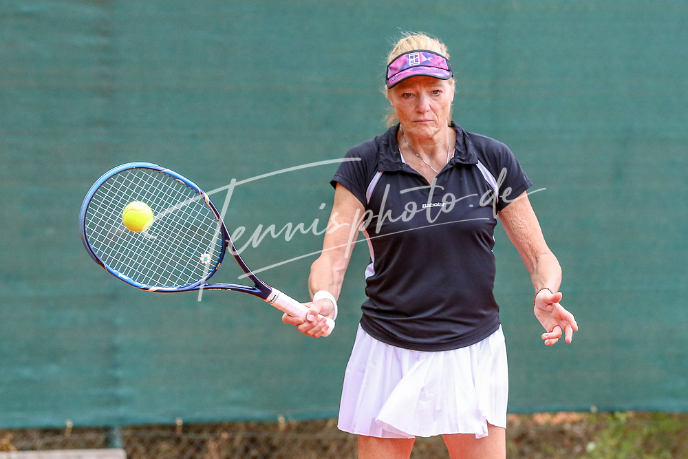 Christina Gehrke (TC Weiß-Gelb Lichtenrade), Grunewald Open 2018 - Senioren, Finals, Berlin, 16.09.2018, Foto: Claudio Gärtner