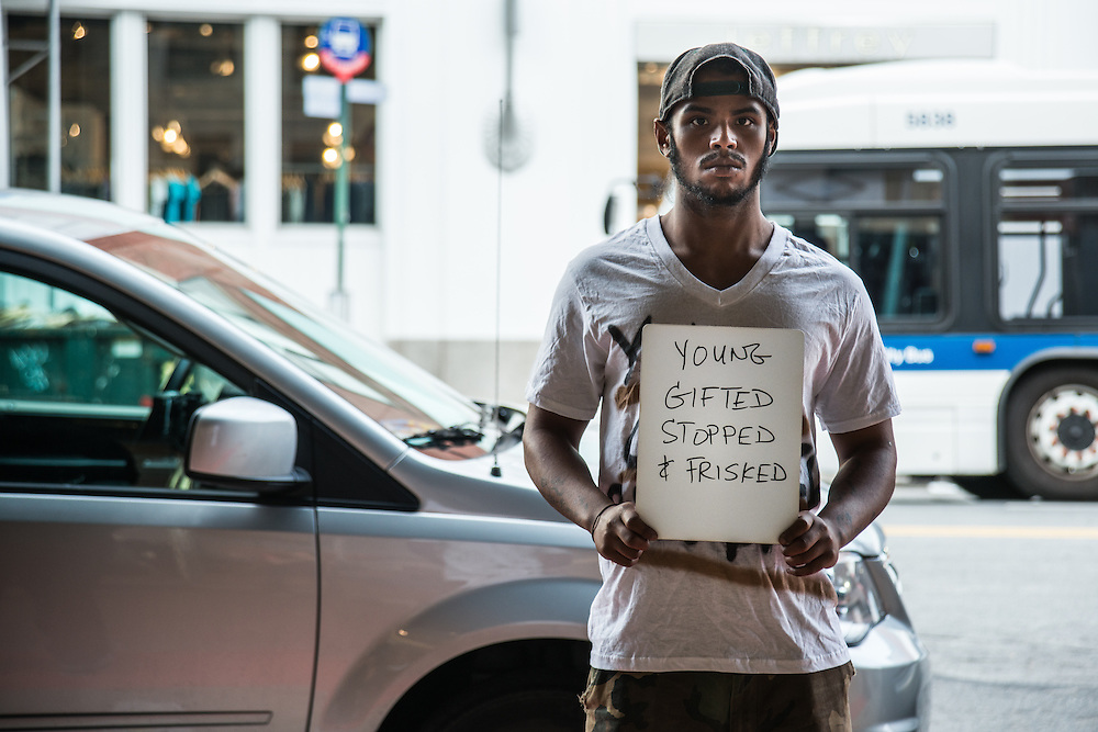 Young, Gifted, Stopped and Frisked, NYC