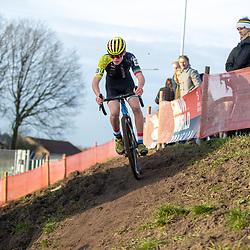 11-01-2020: Wielrennen: NK Veldrijden: Rucphen<br />Jelte Jochems
