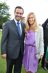 ANTONIO & ANNA HORTA-OSORIO he is Group Chief Executive of Lloyds Banking Group at the 3rd day of the 2012 Glorious Goodwood racing festival at Goodwood Racecourse, West Sussex on 2nd August 2012.