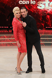 Ivana Trump and Rossano Rubicondi appear on an episode of Dancing with the Stars - Rome