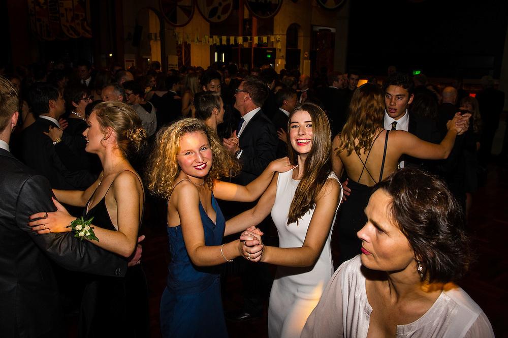 WELLINGTON, NEW ZEALAND - June 06: Queen Margaret College Y13 ball June 06, 2015 in Wellington, New Zealand. (Photo by Mark Tantrum/ http://mark tantrum.com)