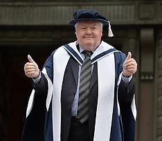 Prue Leith honours Holywood director Iain Smith | Edinburgh | 11 July 2017