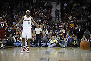 LeBron James of Cleveland...The Miami Heat lost to the host Cleveland Cavaliers 84-76 at Quicken Loans Arena, April 13, 2008..
