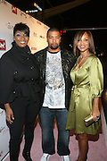 l to r: Toccara, D-Ray and Lisa Raye at the Celebrity Catwalk co-sponsored by Alize held at The Highlands Club on August 28, 2008 in Los Angeles, California..Celebrity Catwork for Charity, a fashion show/lifestyle event, raises funds & awareness for National Animal Rescue.