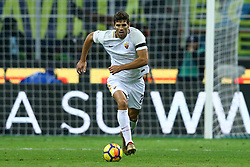 January 21, 2018 - Milan, Italy - Federico Fazio of Roma  during the Serie A match between FC Internazionale and AS Roma at Stadio Giuseppe Meazza on January 21, 2018 in Milan, Italy. (Credit Image: © Matteo Ciambelli/NurPhoto via ZUMA Press)