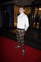 Ellis Hollins at the Broadcast Awards, Grosvenor Hotel London. 05.02.20