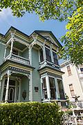 Victorian House, Petaluma, California