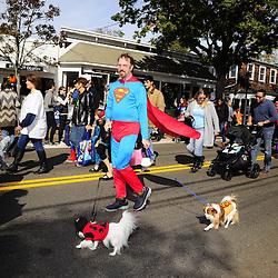 2016-October-29th Bellport Halloween Parade