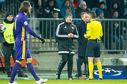 Zlatko Zahovic during Group E football match between NK Maribor and FC Sevilla in 6th Round of UEFA Champions League, on December 6, 2017 in Ljudski vrt, Maribor, Slovenia. Photo by Ziga Zupan / Sportida