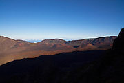 Leleiwi Overlook, Haleakala National Park, Maui, Hawaii