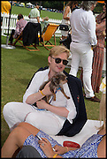 HENRY CONWAY, 2004 Veuve Clicquot Gold Cup Final at Cowdray Park Polo Club, Midhurst. 20 July 2014
