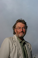 Bestselling Scottish author Iain Banks is pictured at the Edinburgh International Book Festival prior to talking about his work. The Edinburgh International Book Festival is the world's largest literary event, with over 500 authors from across the world participating each year and ran from 13-29 August. Edinburgh was named the world's first UNESCO City of Literature in 2004.