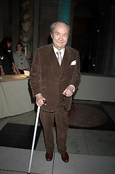 Actor PETER SALLIS at the Orion Publishing Groups Authors party held at the V&A museum, Cromwell Road, London on 15th February 2007.<br /><br />NON EXCLUSIVE - WORLD RIGHTS