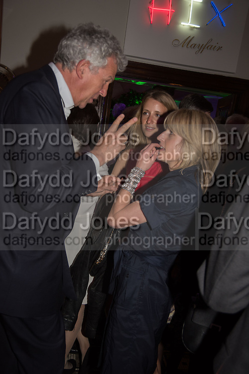 HENRY WYNDHAM; RACHEL JOHNSON, The Brown's Hotel Summer Party hosted by Sir Rocco Forte and Olga Polizzi, Brown's Hotel. Albermarle St. London. 14 May 2015