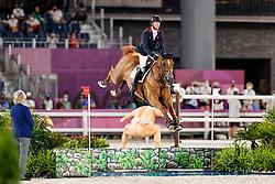 Maher Ben, GBR, Explosion W, 341<br /> Olympic Games Tokyo 2021<br /> © Hippo Foto - Dirk Caremans<br /> 04/08/2021