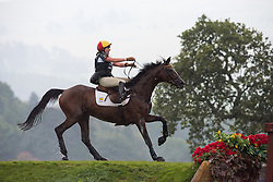 Pinedo Sendagorta Maria, (ESP), Helena XII<br /> Longines FEI European Eventing Chamionship 2015 <br /> Blair Castle<br /> © Hippo Foto - Jon Stroud