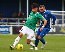 October 7, 2017 - Billericay, England, United Kingdom - Sam Murphy of Hendon FC .during Bostik League Premier Division match between Billericay Town against Hendon FC at New Lodge Ground, Billericay on 07 Oct 2017  (Credit Image: © Kieran Galvin/NurPhoto via ZUMA Press)