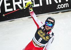 FELLER Manuel of Austria reacts during the Audi FIS Alpine Ski World Cup Men's Slalom 58th Vitranc Cup 2019 on March 10, 2019 in Podkoren, Kranjska Gora, Slovenia. Photo by Matic Ritonja / Sportida