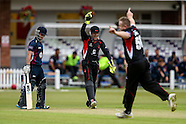 Leicestershire Foxes v Northants Steelbacks 040714