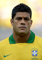 Fifa Brazil 2013 Confederation Cup / Semifinal Match /<br /> Brazil vs Uruguay 2-1  ( Mineirao Stadium - Belo Horizonte , Brazil )<br /> HULK of Brazil , during the match between Brazil and Uruguay