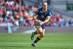 Chris Pennell of Worcester Warriors in action - Mandatory by-line: Craig Thomas/JMP - 13/04/2019 - RUGBY - Sixways Stadium - Worcester, England - Worcester Warriors v Sale Sharks - Gallagher Premiership Rugby