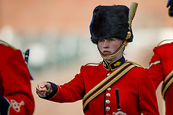 la The Band of the Corps of Royal Engineers<br /> Spruce Meadows Masters - Calgary 2017<br /> © Hippo Foto - Dirk Caremans<br /> 06/09/2017,