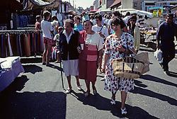 Women In Local Market