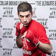 White Collar Boxing London