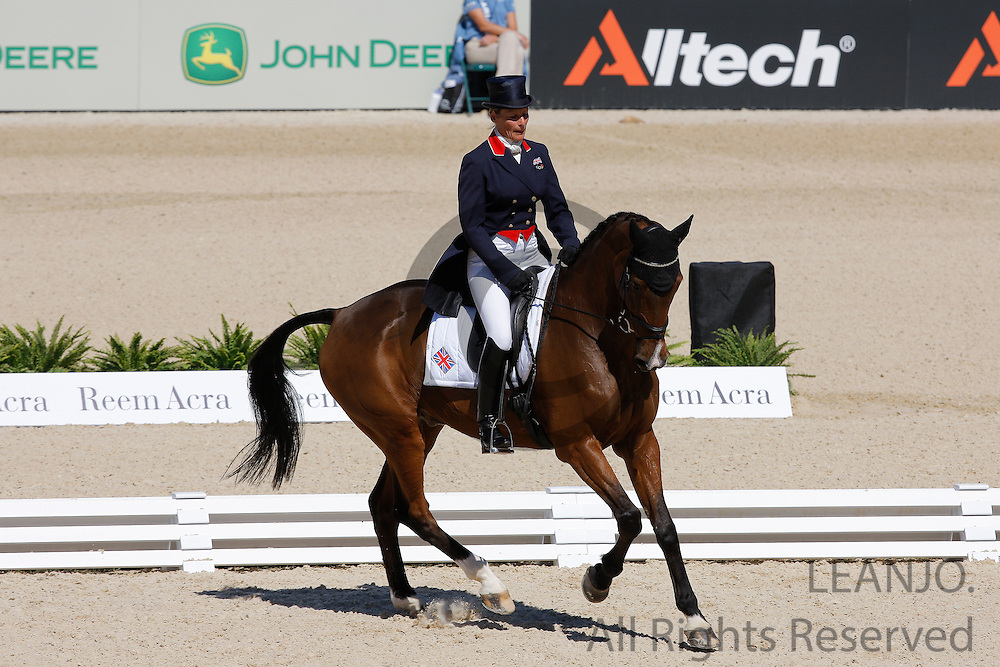 Mary King  - Imperial Cavalier             <br /> Alltech FEI World Equestrian Games <br /> Lexington - Kentucky 2010<br /> © DigiShots
