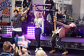 THE BAND PERRY @ NBC TODAY SHOW 2016