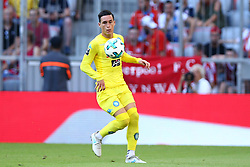 August 1, 2017 - Munich, Germany - Jose Maria Callejon of Napoli during the first Audi Cup football match between Atletico Madrid and SSC Napoli in the stadium in Munich, southern Germany, on August 1, 2017. (Credit Image: © Matteo Ciambelli/NurPhoto via ZUMA Press)