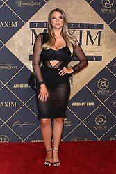 Actress Antje Utgaard at The 2017 MAXIM Hot 100 Party, produced by Karma International, held at the Hollywood Palladium in celebration of MAXIM's Hot 100 List on June 24, 2017 in Los Angeles, CA, USA (Photo by JC Olivera) *** Please Use Credit from Credit Field ***