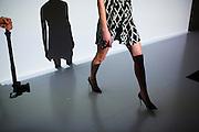 TORONTO, ON - MARCH 15: during Toronto Fashion Week in Toronto, Ontario. Toronto Star/Todd Korol