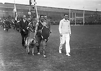 H2483<br /> Opening of Tailteann Games. Picture of various teams parading. 1932 (Part of the Independent Newspapers Ireland/NLI Collection)