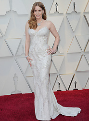 The 91st Annual Academy Awards Arrivals at The Dolby Theatre in Hollywood, California on 2/24/19. 24 Feb 2019 Pictured: Amy Adams. Photo credit: River / MEGA TheMegaAgency.com +1 888 505 6342