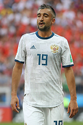 July 1, 2018 - Moscou, Rússia - MOSCOU, MO - 01.07.2018: SPAIN VS RUSSIA - Samedov during the match between Spain and Russia, valid for the eighth round of the 2018 World Cup held at the Luzhniki Stadium in Moscow, Russia. (Credit Image: © Ricardo Moreira/Fotoarena via ZUMA Press)