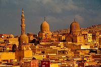 City of the Dead (Islamic Cairo), Cairo, Egypt