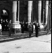 The Legal profession attend Mass at St. Michal's to mark the beginning of the Legal Year..02.10.1961