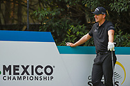 Matthew Wallace (ENG) waits to tee off on 2 during Rd4 of the World Golf Championships, Mexico, Club De Golf Chapultepec, Mexico City, Mexico. 2/23/2020.<br /> Picture: Golffile   Ken Murray<br /> <br /> <br /> All photo usage must carry mandatory copyright credit (© Golffile   Ken Murray)