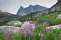 Cirque of the Towers, Popo Agie Wilderness, Wind River Range Wyoming