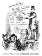 Lord Palmerston's Unpopular Exhibition.