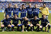 Fotball<br /> Belgia<br /> Foto: PhotoNews/Digitalsport<br /> NORWAY ONLY<br /> <br /> BRUGGE 15/05/2005<br />   <br /> CLUB BRUGGE - ANDERLECHT 2-2<br /> BRUGGE SERIEMESTERE<br /> <br /> ROZEHNAL - LANGE - KLUKOWSKI - CLEMENT - SIMONS - BUTINA - CEH - VERHEYEN GERT - HANS CORNELIS - ENGLEBERT - MAERTENS