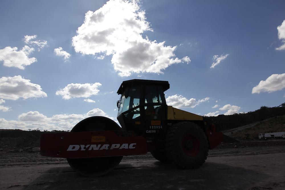 Cristalina_GO, Brasil.<br /> <br /> Usina Batalha em Cristalina, Goias.<br /> <br /> Batalha plant in Cristalina, Goias.<br /> <br /> Foto: MARCUS DESIMONI / NITRO