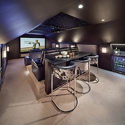 Home movie theatre