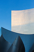 Walt Disney Concert Hall. Los Angeles, California | Architect: Frank Gehry