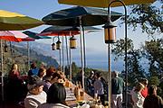 Nepenthe Restaurant, Big Sur, Monterey County, California, USA