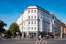 The Circus Hotel  a popular backpackers hotel  in Mitte Berlin, Germany