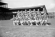 04/09/1966<br /> 09/04/1966<br /> 4 September 1966<br /> All-Ireland Senior Hurling Final: Kilkenny v Cork at Croke Park, Dublin.<br /> Kilkenny team.